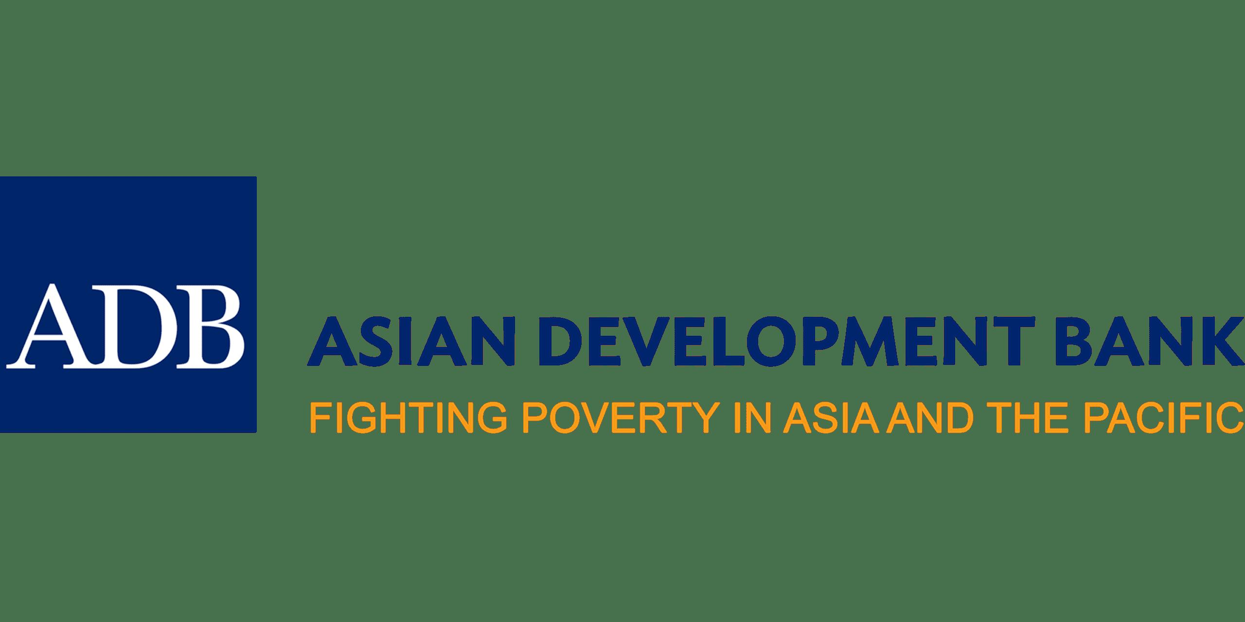Asian Development Bank (ADB) logo