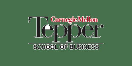 Tepper Carnegie-Mellon School of Business logo