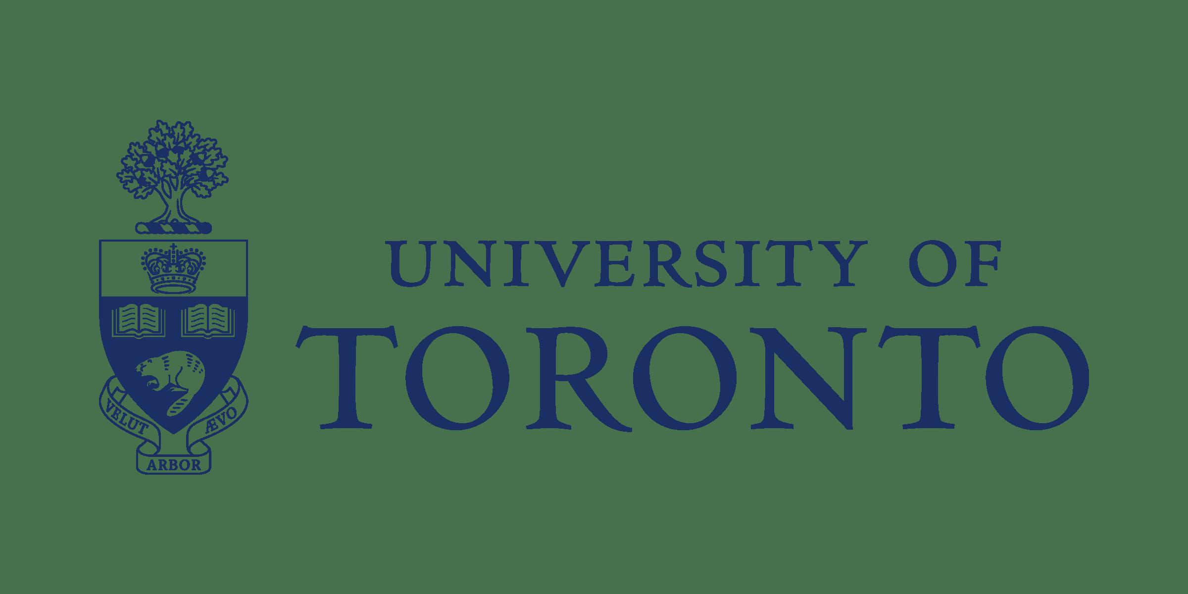 Select Client - University of Toronto Logo
