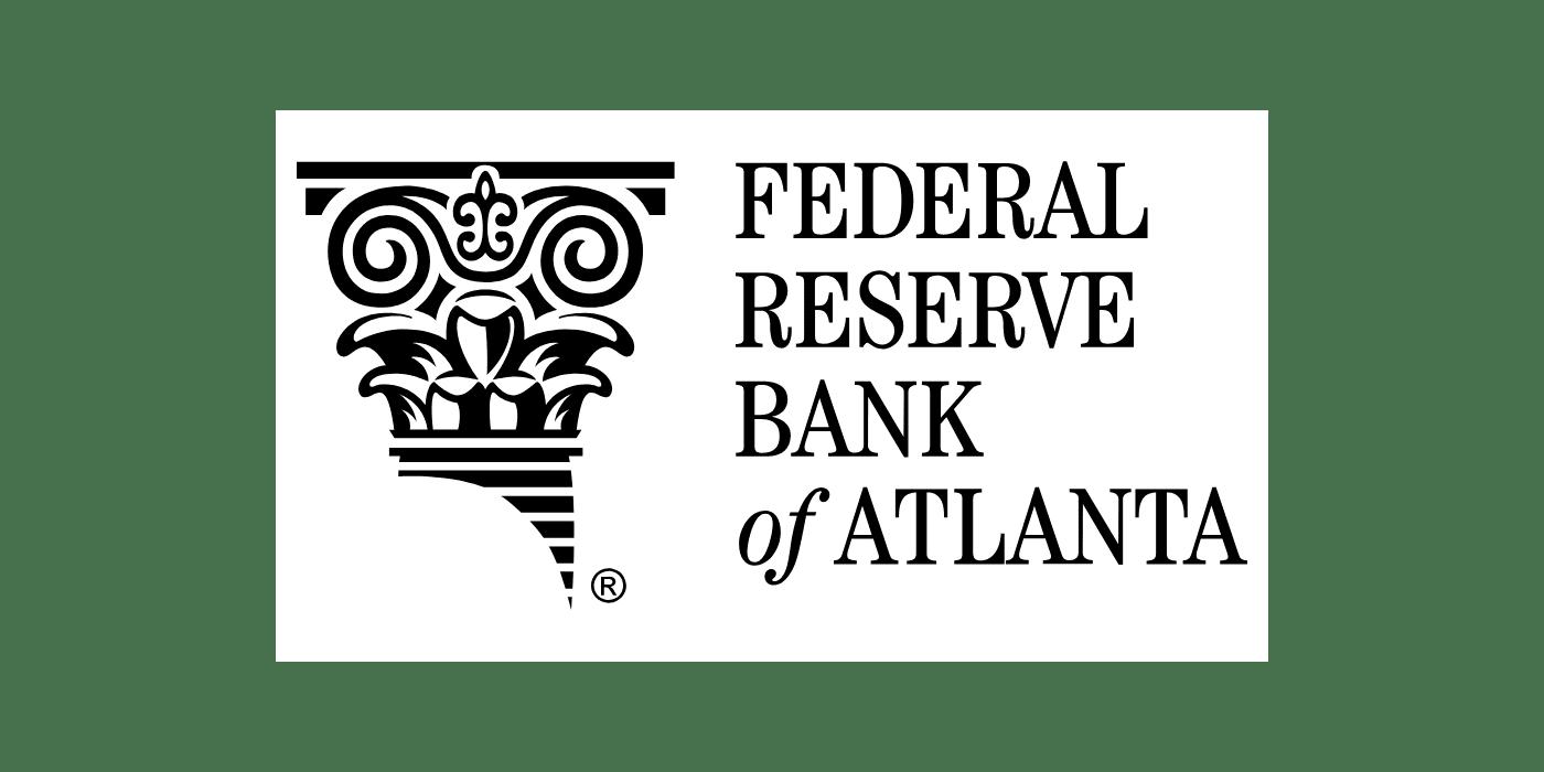 Select Client - Federal Bank of Altlanta bw logo