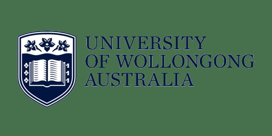 University of Wollongong (UOW) logo