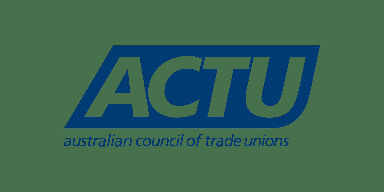 Select Client - Australian Council of Trade Unions Logo