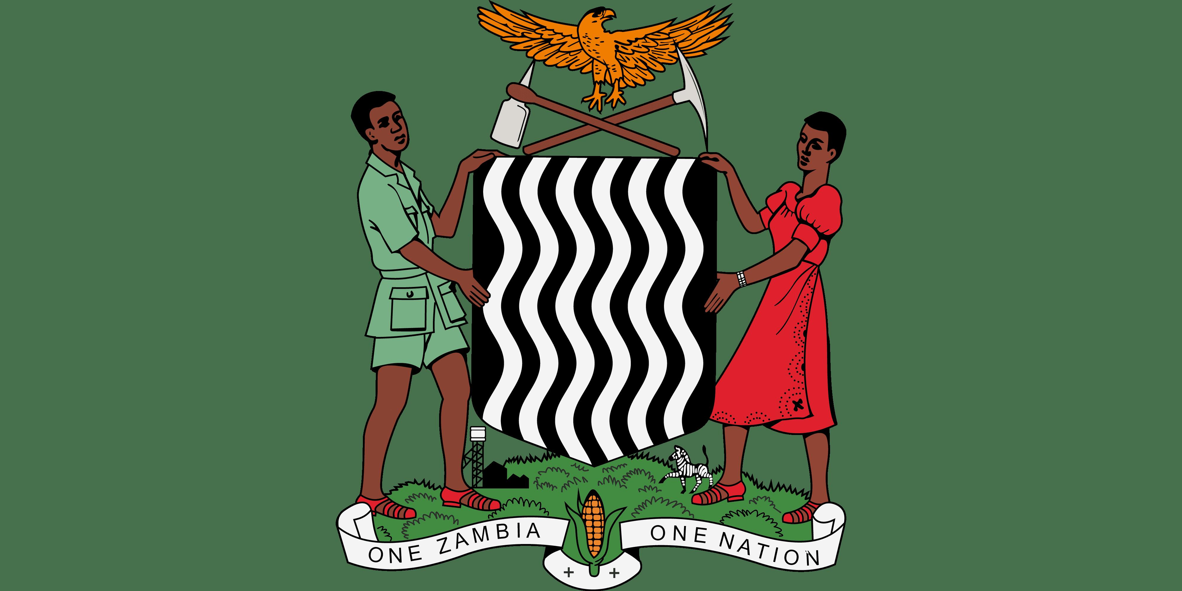 Ministry of Health (Zambia) logo