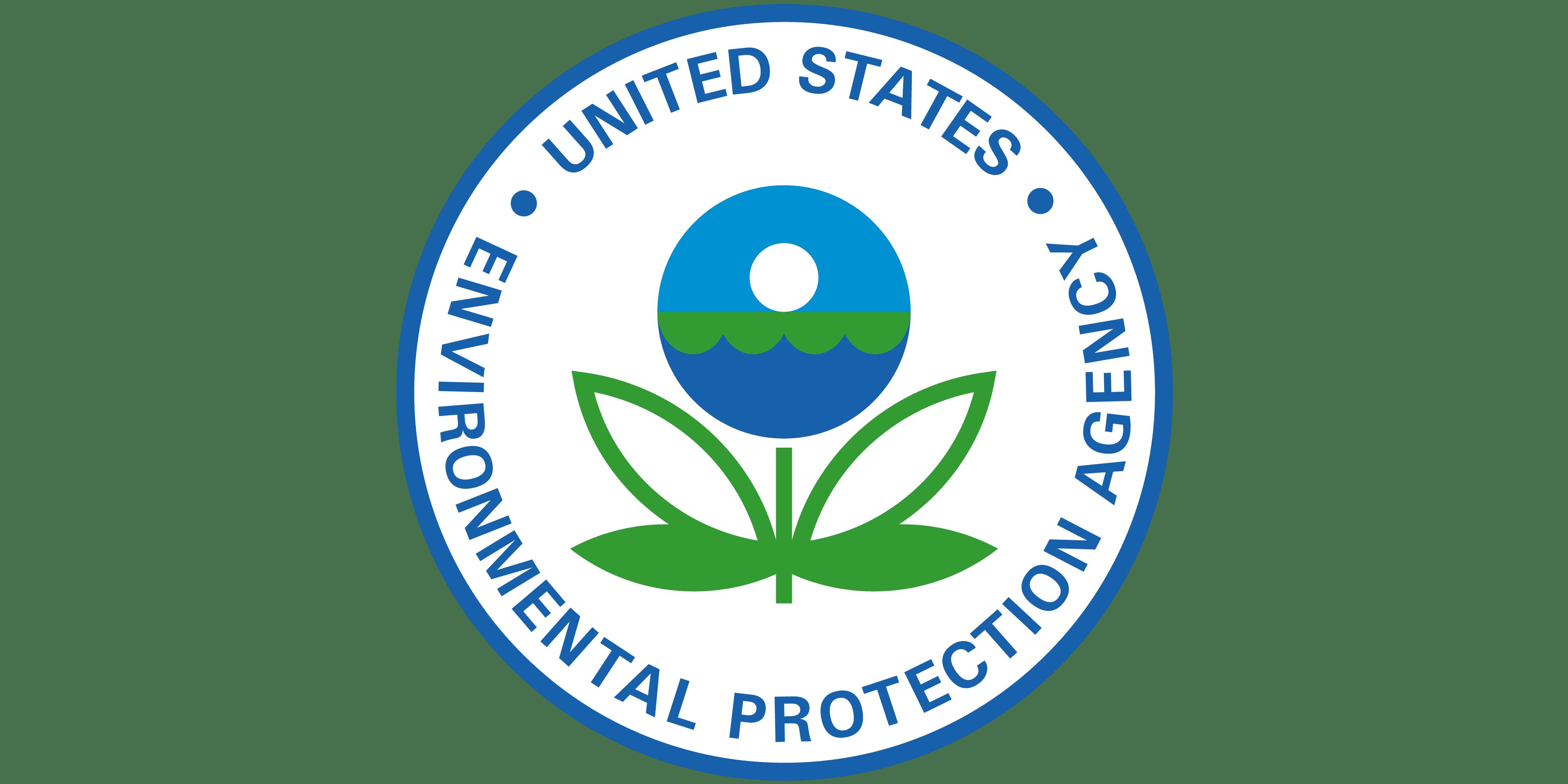 Logotipo de la Agencia de Protección Ambiental de los Estados Unidos (EPA)