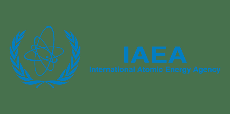 Logotipo del Organismo Internacional de Energía Atómica (IAEA)