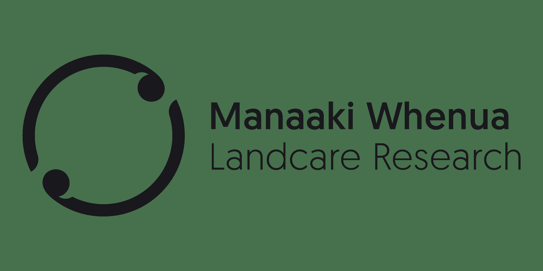 Logotipo de Manaaki Whenua Landcare Research