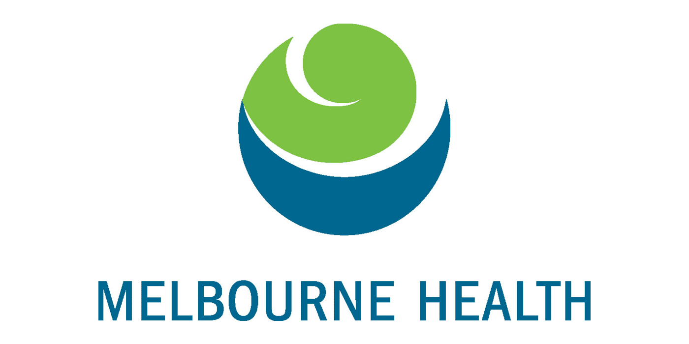 Logotipo de Melbourne Health