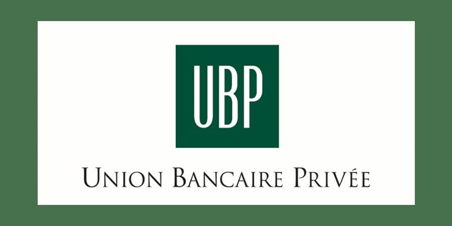 Logotipo de Union Bancaire Privée (UBP)
