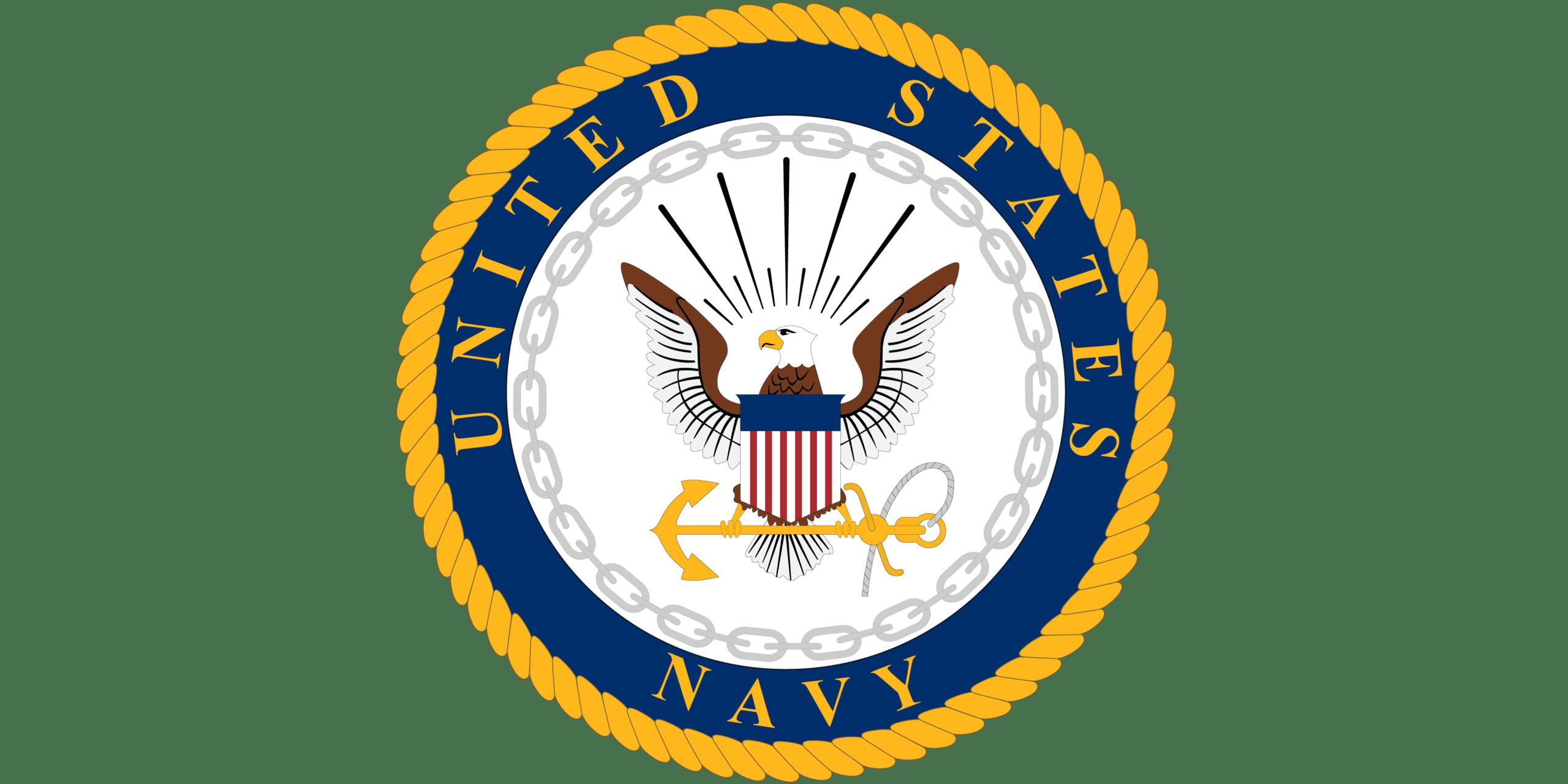 Logotipo de United States Navy