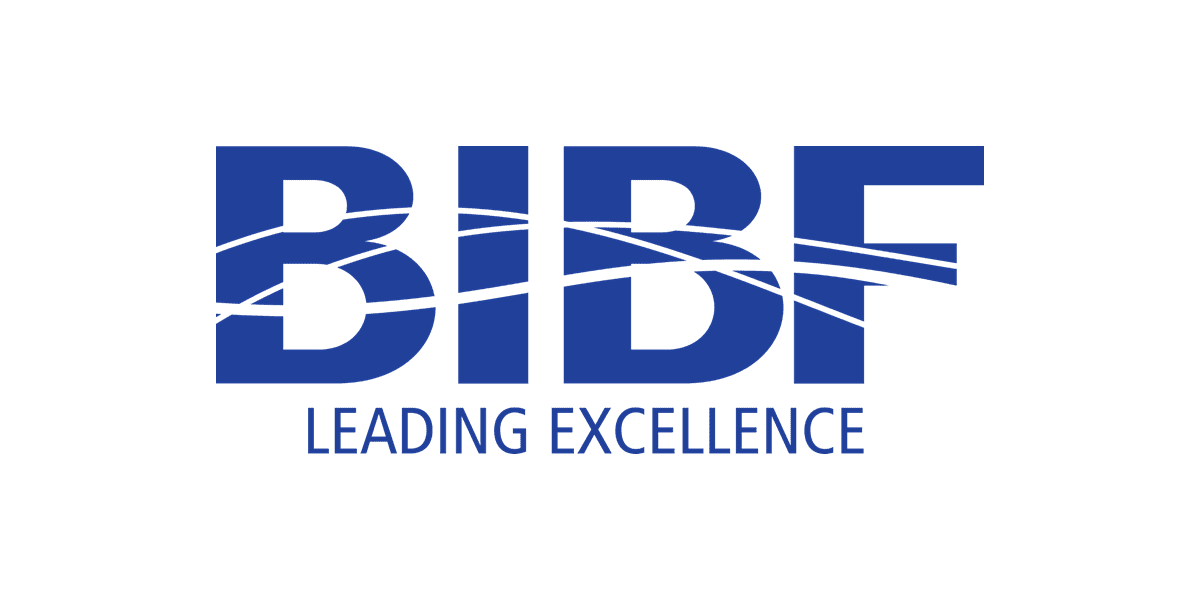 Logotipo de Bahrain Institute of Banking and Finance (BIBF)