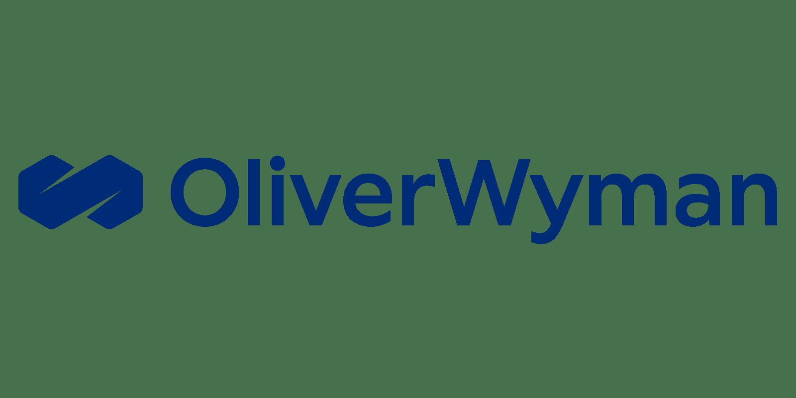 Logotipo de Oliver Wyman