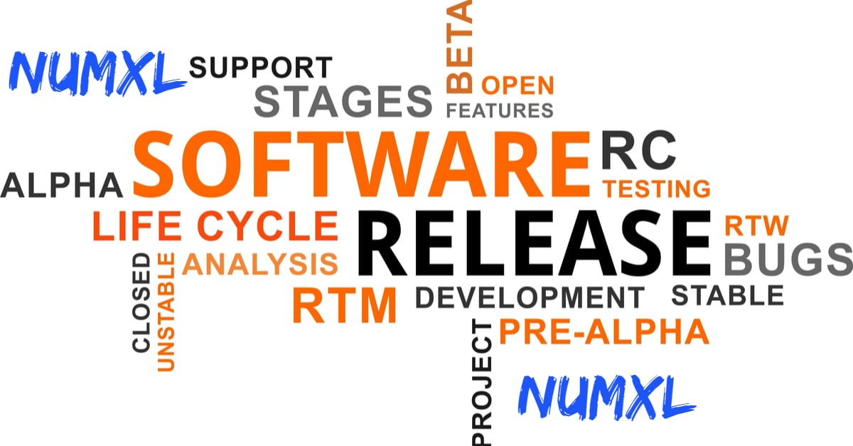 NumXL 1.0RC is planned to launch on July 24th, 2009